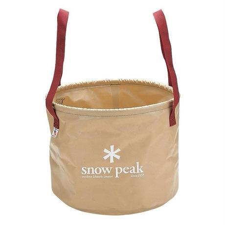 snow peak ジャンボキャンプシンク