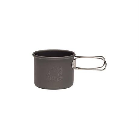 NORDISK Aluminium Mug 200ml