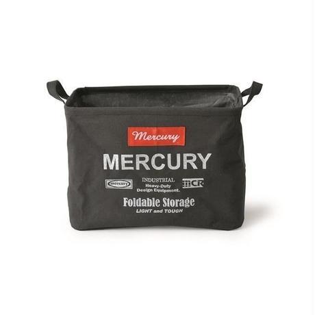 MERCURY(マーキュリー) キャンバスレクタングルボックス M
