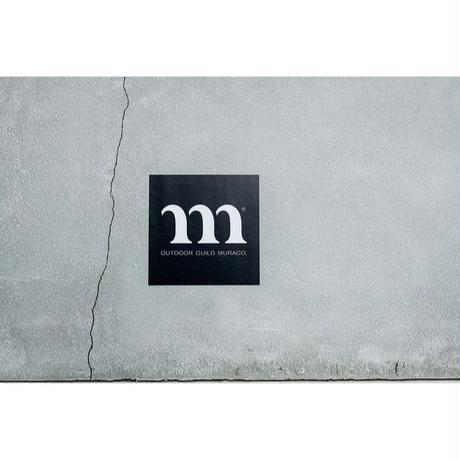 "MURACO(ムラコ) ""m"" SQUARE STICKER"