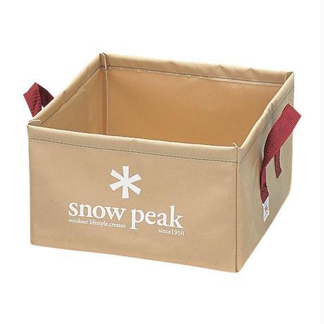 snow peak パックシンク