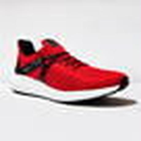 英国直輸入カリマー ランニングシューズ Karrimor Resolve Mens Running Shoes Colour Red/Black