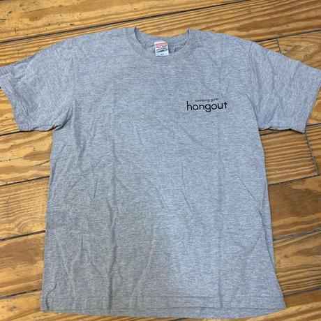 ハングアウト オリジナルTシャツ グレー サイズL