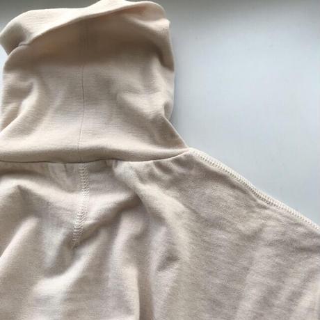 CLO213 : turtle-neck dress