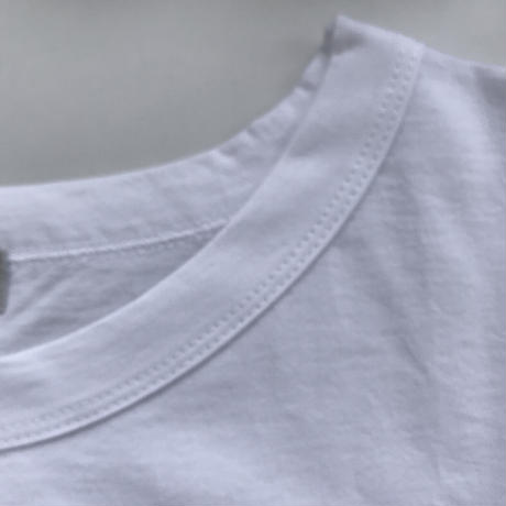 CLO197 : 3/4 sleeve print tee