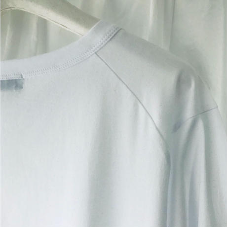 CLO129 : long sleeve pocket tee