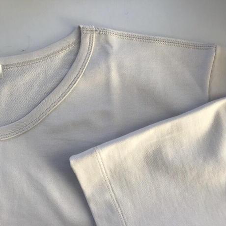 CLO180 : V-neck 3/4sleeve pullover