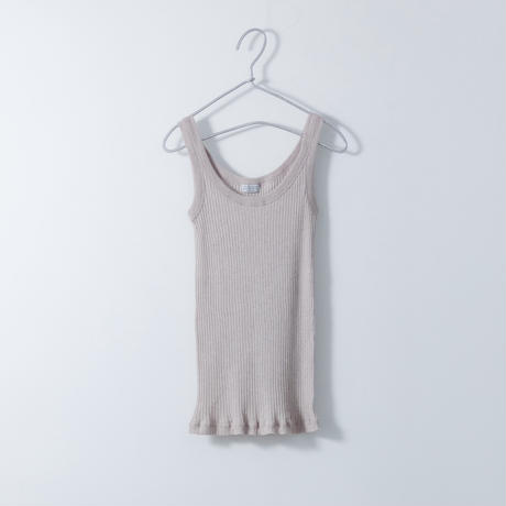 CLO178: rib camisole