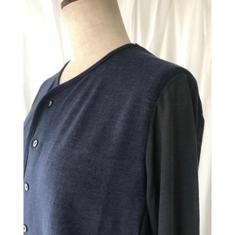 CLO152 : combination cardigan