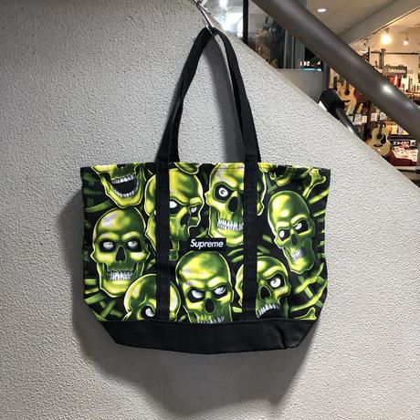 SUPREME / Skull Pile Tote Bag 2018S/S