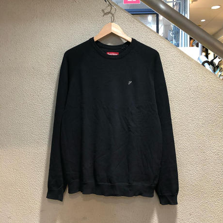 SUPREME / S Logo Cotton Knit