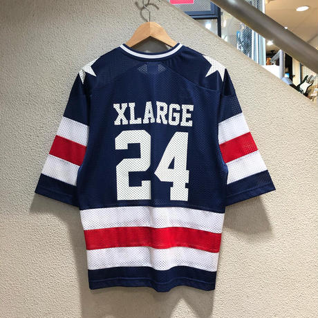 XLARGE×Champion / Mesh Top size:M