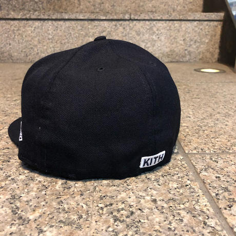 KITH×NEW ERA / 59FIFTY Fitted Cap size:7 3/8