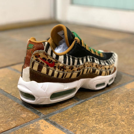"NIKE / AIR MAX95 DLX ""ANIMAL PACK"" size:US8.5"