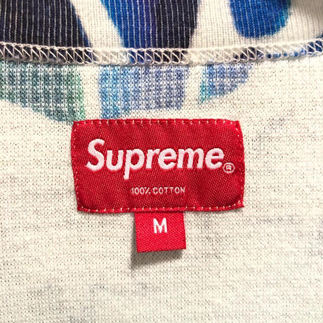 SUPREME / Waves L/s Top 20S/S size:M