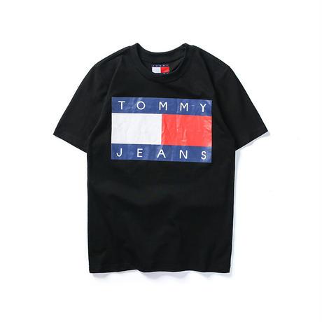 トミーヒルフィガー TOMMY HILFIGER  Tシャツ メンズ 丸ネック Core Flag