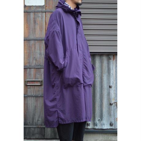 ガーメントダイ マウンテンパーカー / Plum Purple