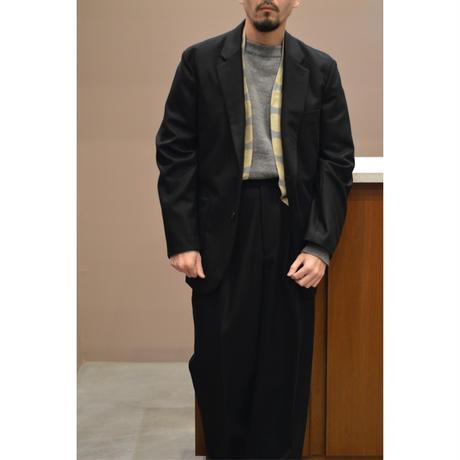 Wool Flannel / SackCoat