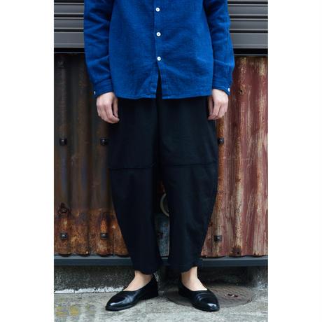 竹パンツ / 黒