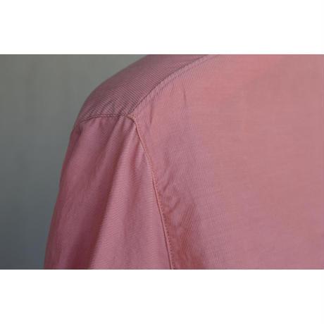 プルオーバー / キュプラ&コットン・フィブリルカルゼ 製品染め / RosePink