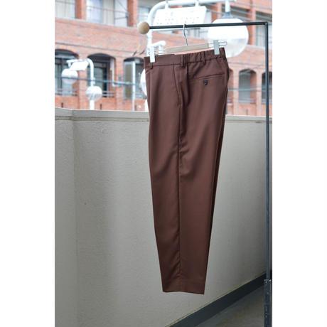 Organic Wool Tropical Pegtop  Trousers