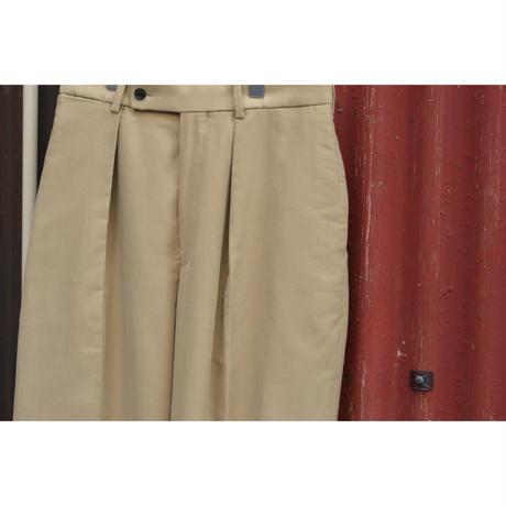 Moleskin / New Classic Fit Trousers  / KHAKI