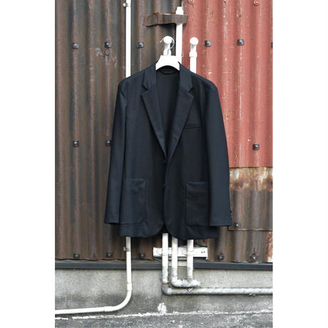 Wool Flannel / SackCoat