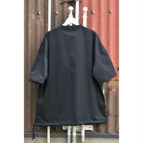 DRAWCORD T-SHIRT / BLACK
