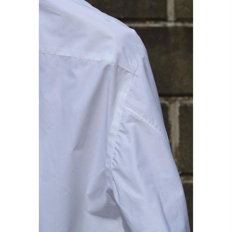 Poplin Comfort Fit Shirts / White