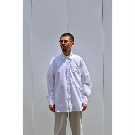 Poplin Regular Fit Shirts  / White