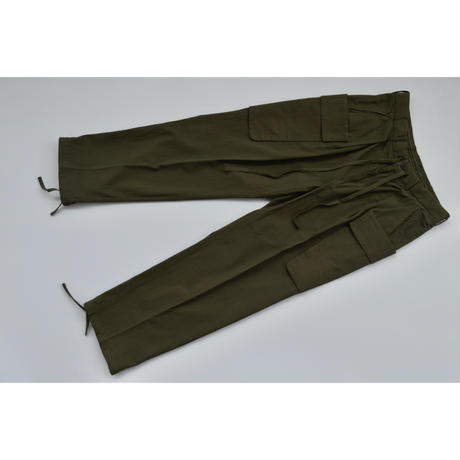 Dobby Cloth Cargo Pants