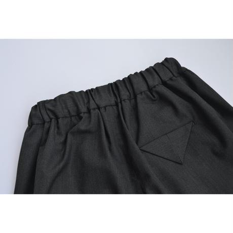 TW 裾タック パンツ