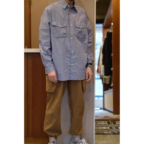 【Online store only  NO,3】田口さんのワークシャツ