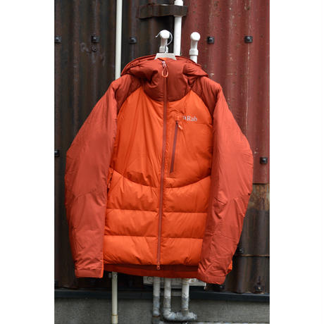 Infinity Jacket /  Red Clay-Firecracker