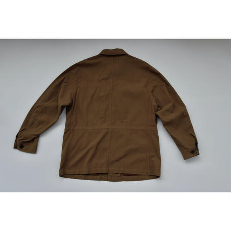 Dobby Cloth Military Jacket