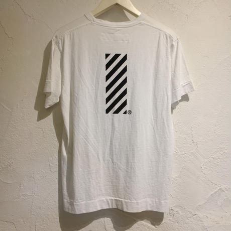 HAZARD POCKET TEE S/S 【 NECESSARYORUNNECESSARY 】