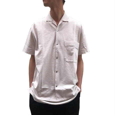 "PROSPECT S/S SHIRTS ""SEERSUCKER"" 【CURLY】"
