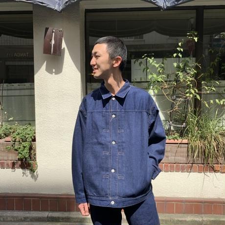 """5-BP"" DENIM JACKET 【THEUNION】【THEBLUESTOVERALLS】"