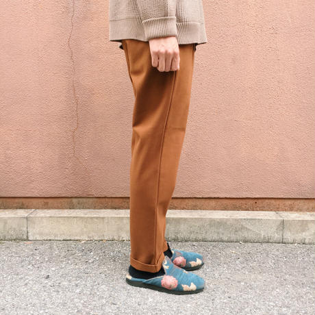 BLEECKER TP TROUSERS 【 CURLY 】