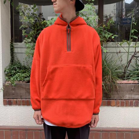 Fleece parka <orange> 【Neweye】