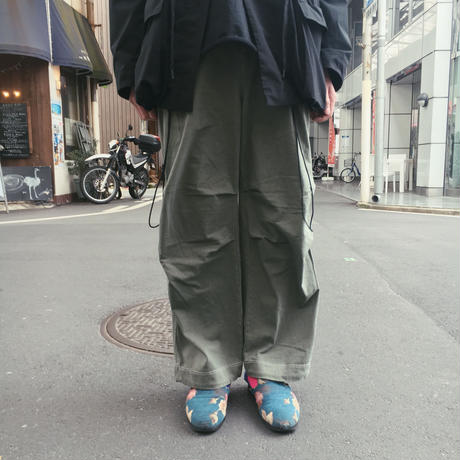 AZTEC FIELD TROUSERS 【 CURLY 】