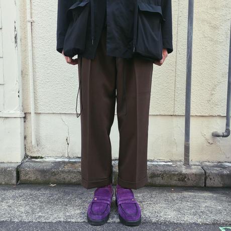 VOOMAL TROUSER 【 VOO 】