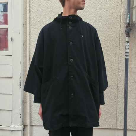 DELIGHT CAPE COAT 【CURLY】