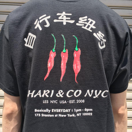 CHINA SPICE TEE 【 CHARI&CO 】