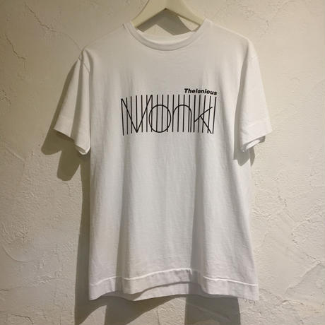 MONK TEE 【 NECESSARYORUNNECESSARY 】