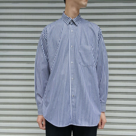 FINSBURY RC STRIPE SHIRTS 【 CURLY 】