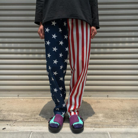 CHEF PANTS CRAZY U.S.A 【 COOKMAN 】