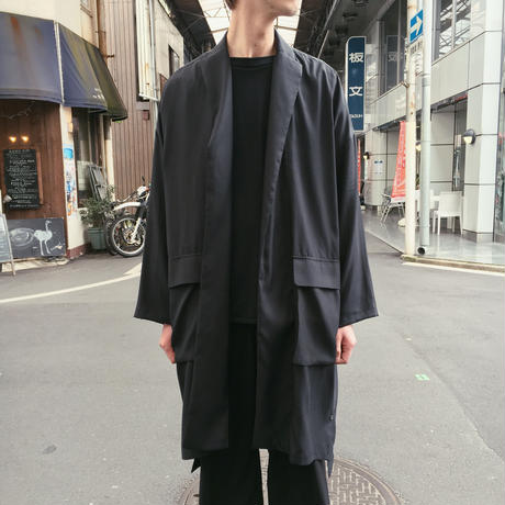 OVER SIZE GOWN 【 THEE 】