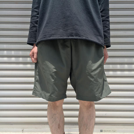 EAZY NYLON SHORTS 【THE UNION】 【THE FABRIC】