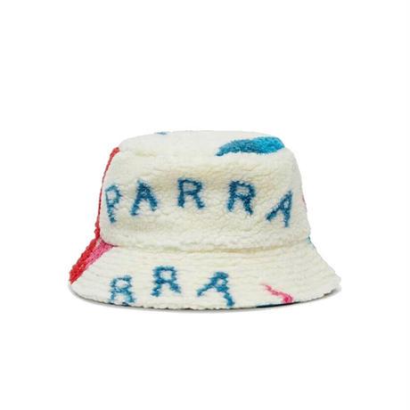 Sherpa fleece bucket hat 【by parra】